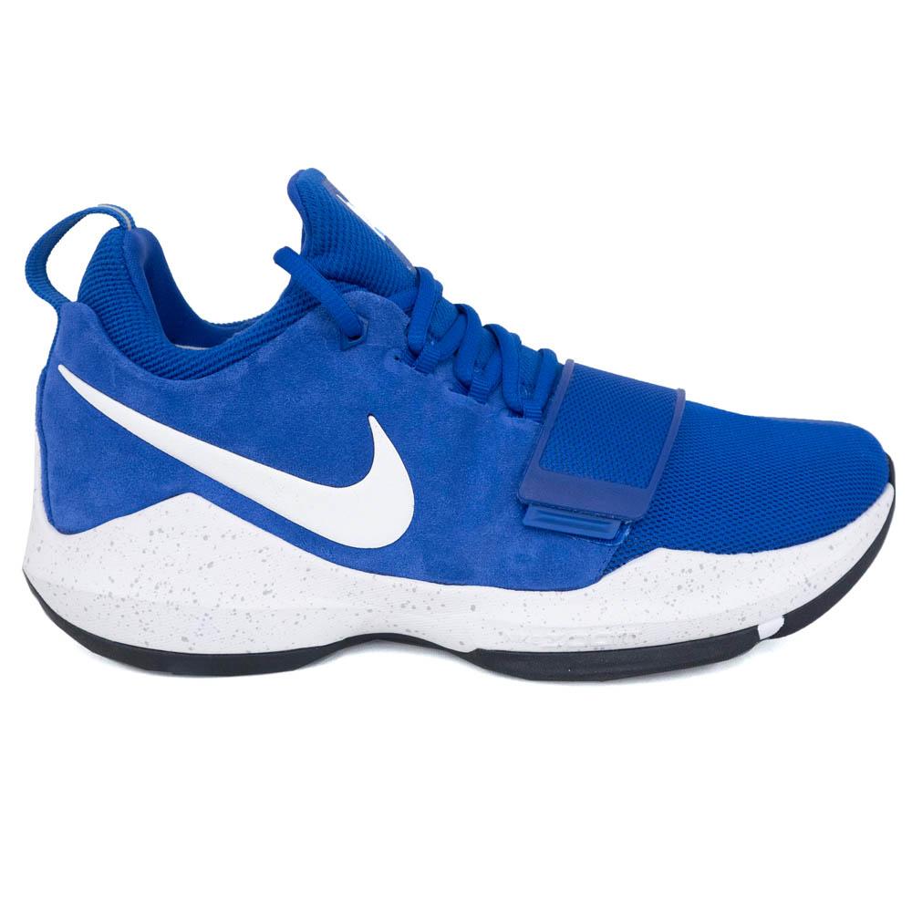 Nike PG Paul George シューズ/バッシュ PG1 ピージー1 Game Royal /White/Black 878627-400