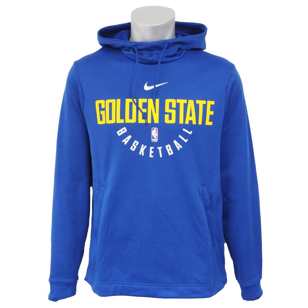 NBA パーカー ウォリアーズ サーマ ナイキ/Nike ロイヤル 858830-495