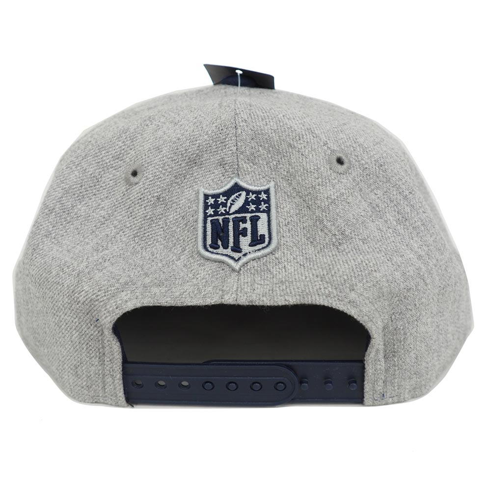 NFL Cowboys 9FIFTY snapback cap   hat 2018 draft onstage new gills  New Era  navy 79c73be93