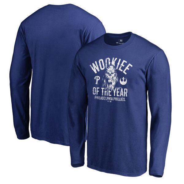 お取り寄せ MLB ロイヤルズ Tシャツ 半袖 スターウォーズ ウーキー チューバッカ ロイヤル