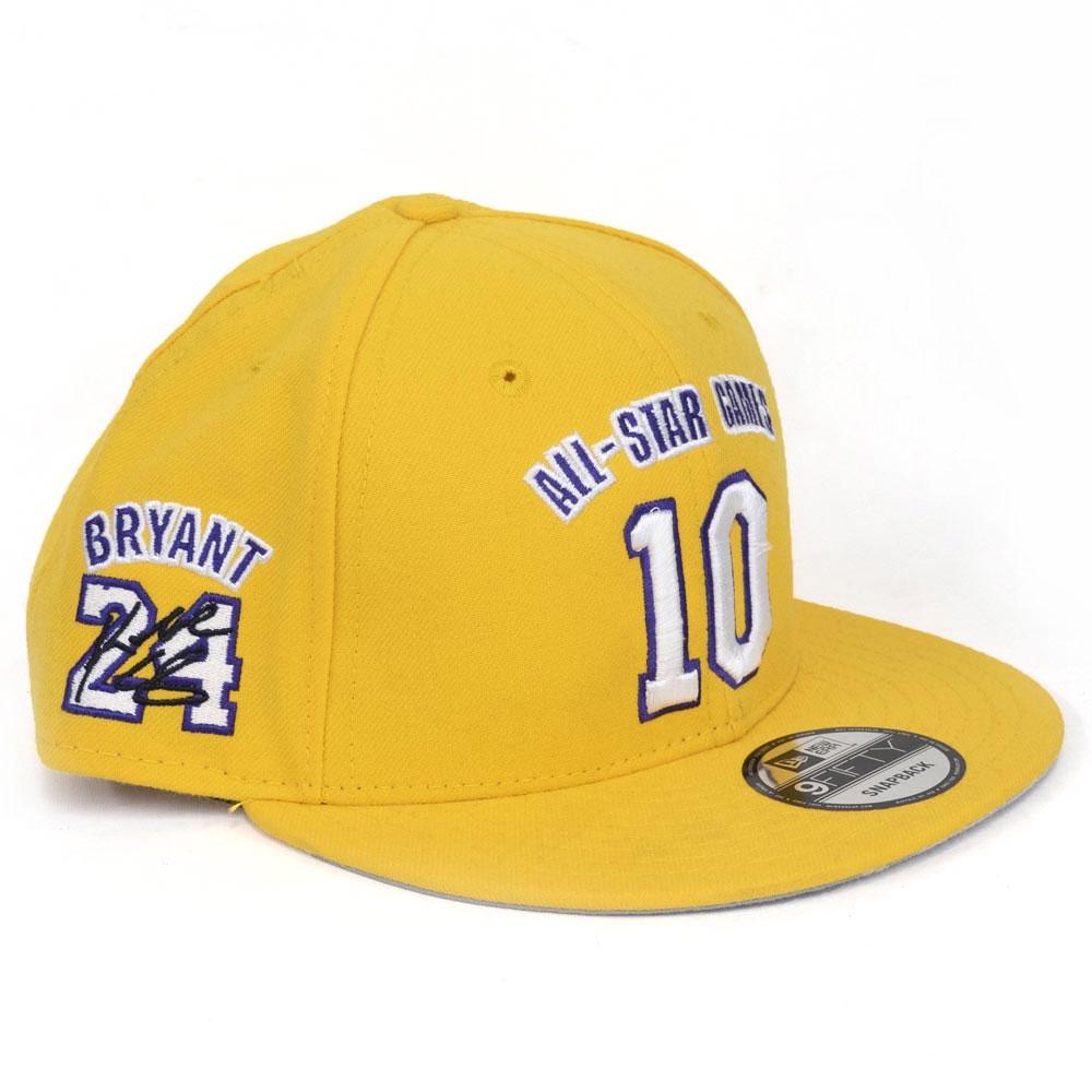 huge discount 6cae4 daf3e NBA Lakers Kobe Bryant retirement memory リタイアメントキャップ   hat 10 all-star  games new ...