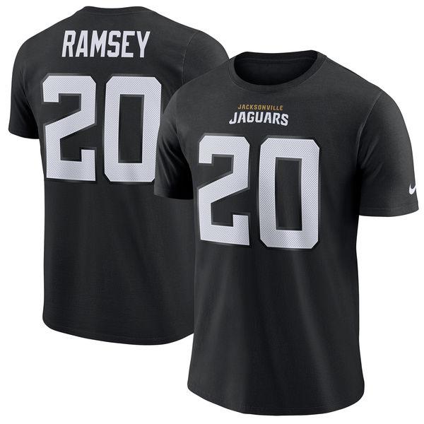 NFL ジャガーズ ジャレン・ラムジー プレイヤー プライド ネーム&ナンバー Tシャツ DRI-FIT ナイキ/Nike