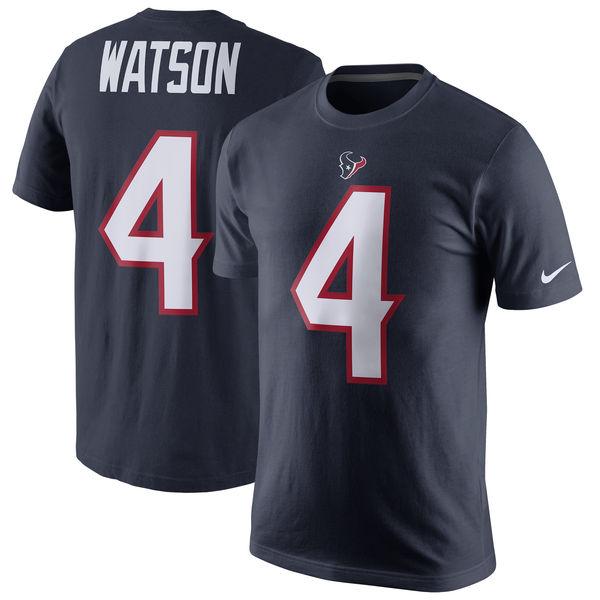 NFL テキサンズ デショーン・ワトソン プレイヤー プライド ネーム&ナンバー Tシャツ ナイキ/Nike
