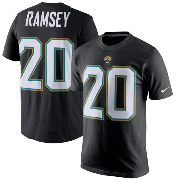 NFL ジャガーズ ジャレン・ラムジー プレイヤー プライド ネーム&ナンバー Tシャツ ナイキ/Nike