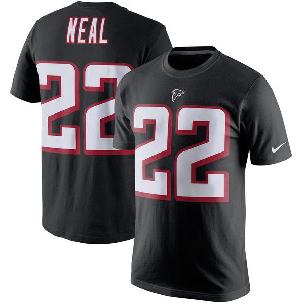 NFL ファルコンズ キーヌ・ニール プレイヤー プライド ネーム&ナンバー Tシャツ ナイキ/Nike