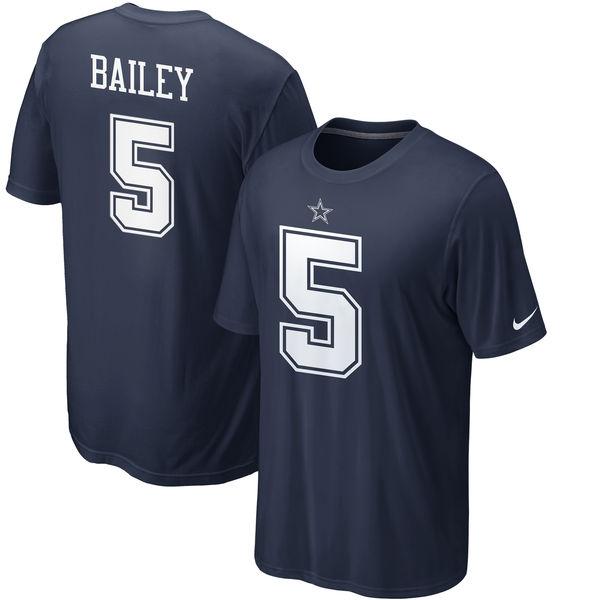 NFL カウボーイズ ダン・ベイリー プレイヤー プライド ネーム&ナンバー Tシャツ ナイキ/Nike