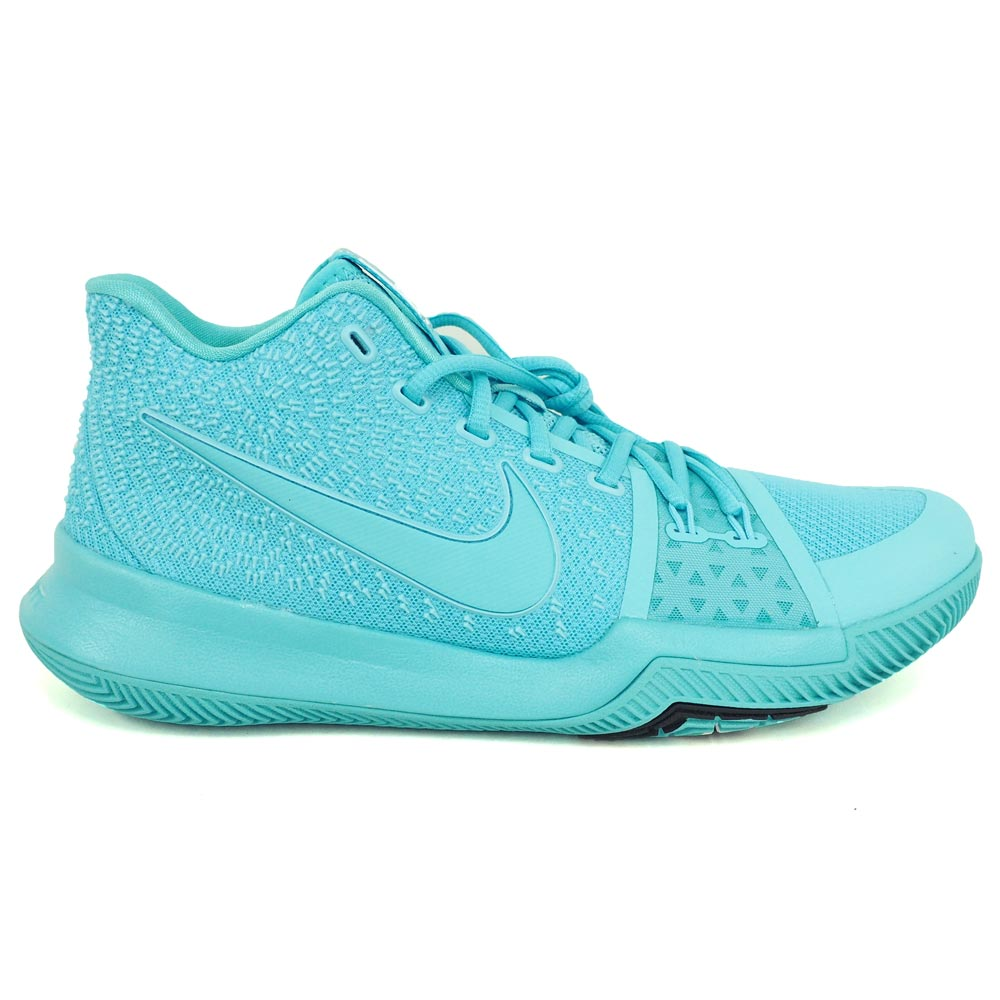 timeless design 66bf5 ed50c Nike chi Lee /NIKE KYRIE chi Lee Irving chi Lee 3 basketball shoes / shoes  KYRIE 3 Aqua/Aqua-Black 852,395-401