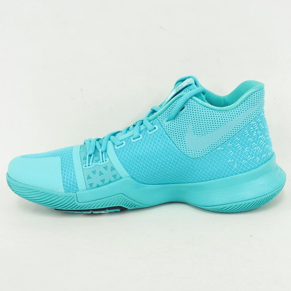 sports shoes 80348 906e6 Nike chi Lee  NIKE KYRIE chi Lee Irving chi Lee 3 basketball shoes   shoes  KYRIE 3 Aqua Aqua-Black 852,395-401
