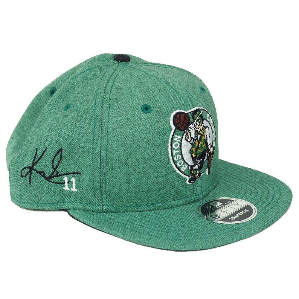 NBA セルティックス カイリー・アービング 9FIFTY キャップ/帽子 カスタマイズ ヘザー ハイプ ニューエラ/New Era グリーン