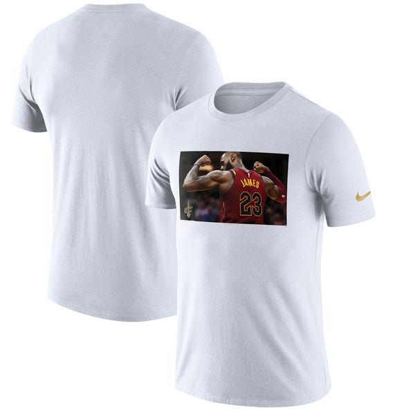 NBA キャバリアーズ レブロン・ジェイムス プレイヤー パフォーマンス Tシャツ ナイキ/Nike