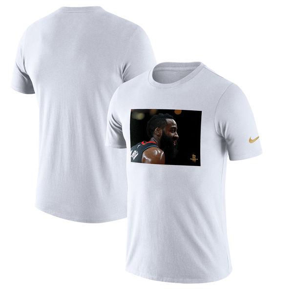 お取り寄せ NBA ロケッツ ジェイムス・ハーデン プレイヤー パフォーマンス Tシャツ ナイキ/Nike