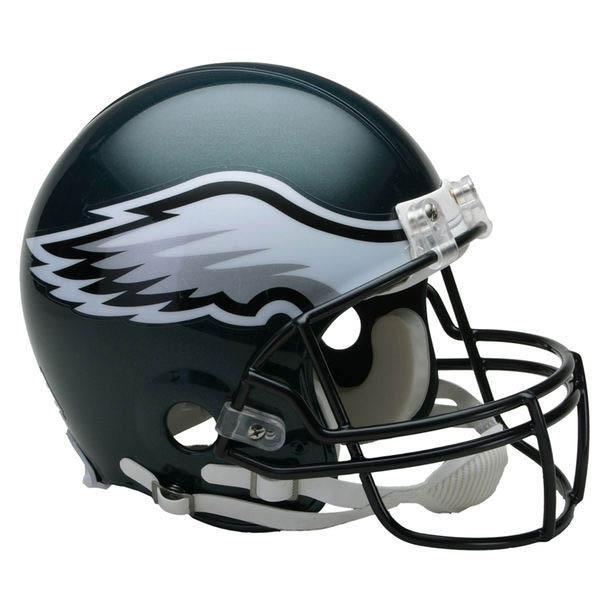 NFL イーグルス オーセンティック ヘルメット 選手着用 VSR4 リデル/Riddell