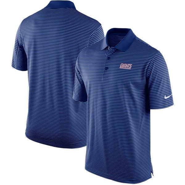 お取り寄せ NFL ジャイアンツ チーム スタジアム パフォーマンス ポロシャツ ナイキ/Nike ロイヤル