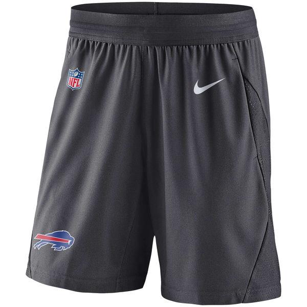 NFL ビルズ サイドライン フライ ニット ショーツ ナイキ/Nike チャコール
