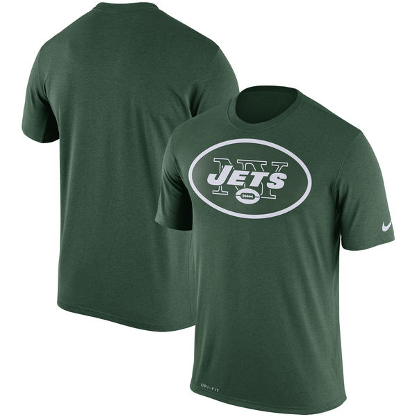 NFL ジェッツ レジェンド ドライフィット Tシャツ ナイキ/Nike グリーン