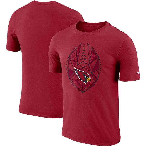 NFL カーディナルス Tシャツ 半袖 アイコン ナイキ/Nike カーディナル