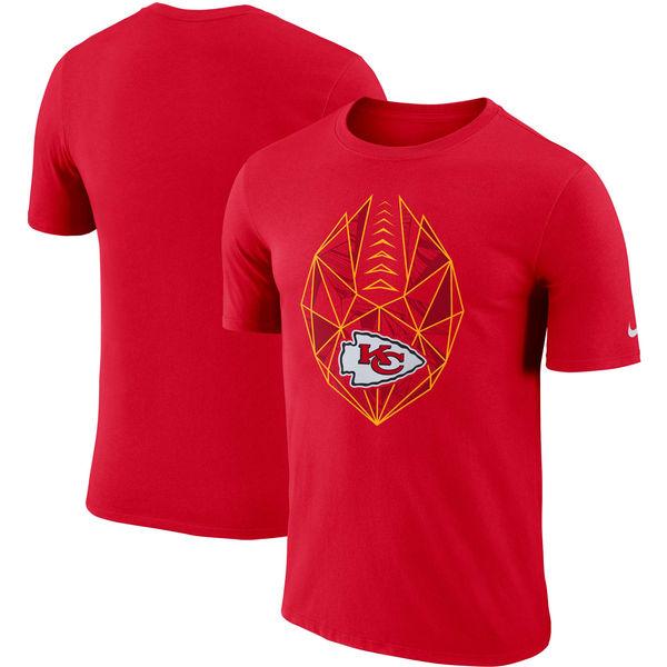 NFL チーフス Tシャツ 半袖 アイコン ナイキ/Nike レッド