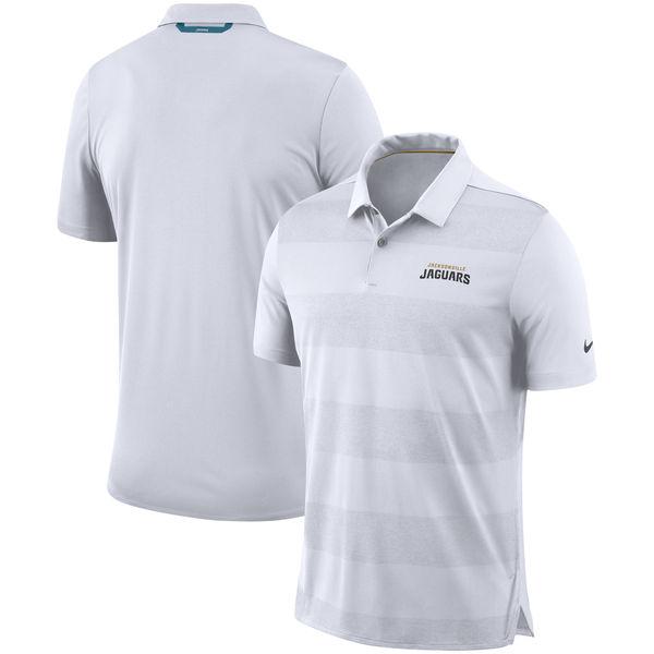 NFL ジャガーズ サイドライン ポロシャツ ナイキ/Nike ホワイト