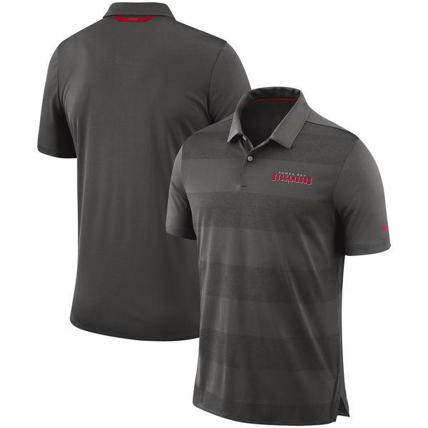 お取り寄せ NFL バッカニアーズ サイドライン ポロシャツ ナイキ/Nike ピューター