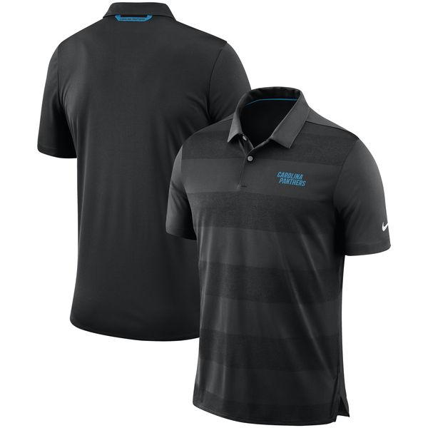 NFL パンサーズ サイドライン ポロシャツ ナイキ/Nike ブラック