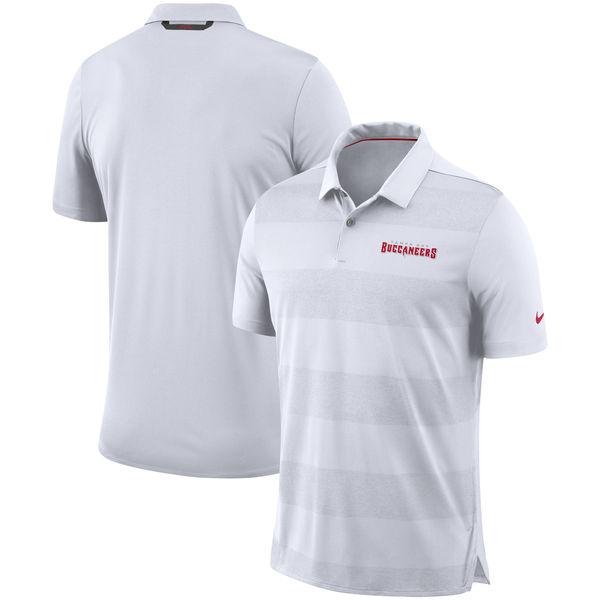 お取り寄せ NFL バッカニアーズ サイドライン ポロシャツ ナイキ/Nike ホワイト