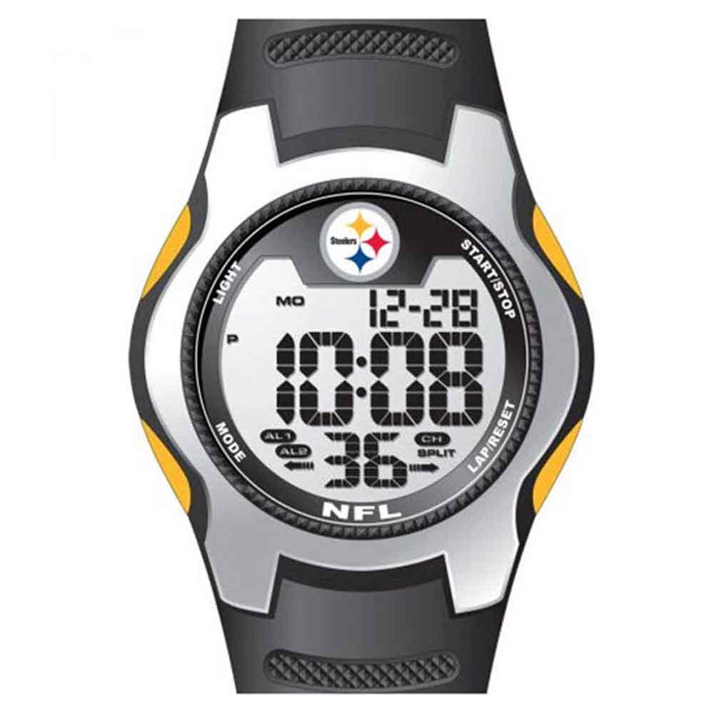 NFL スティーラーズ トレーニングキャンプ ウォッチ/腕時計 ゲームタイム/GAME TIME