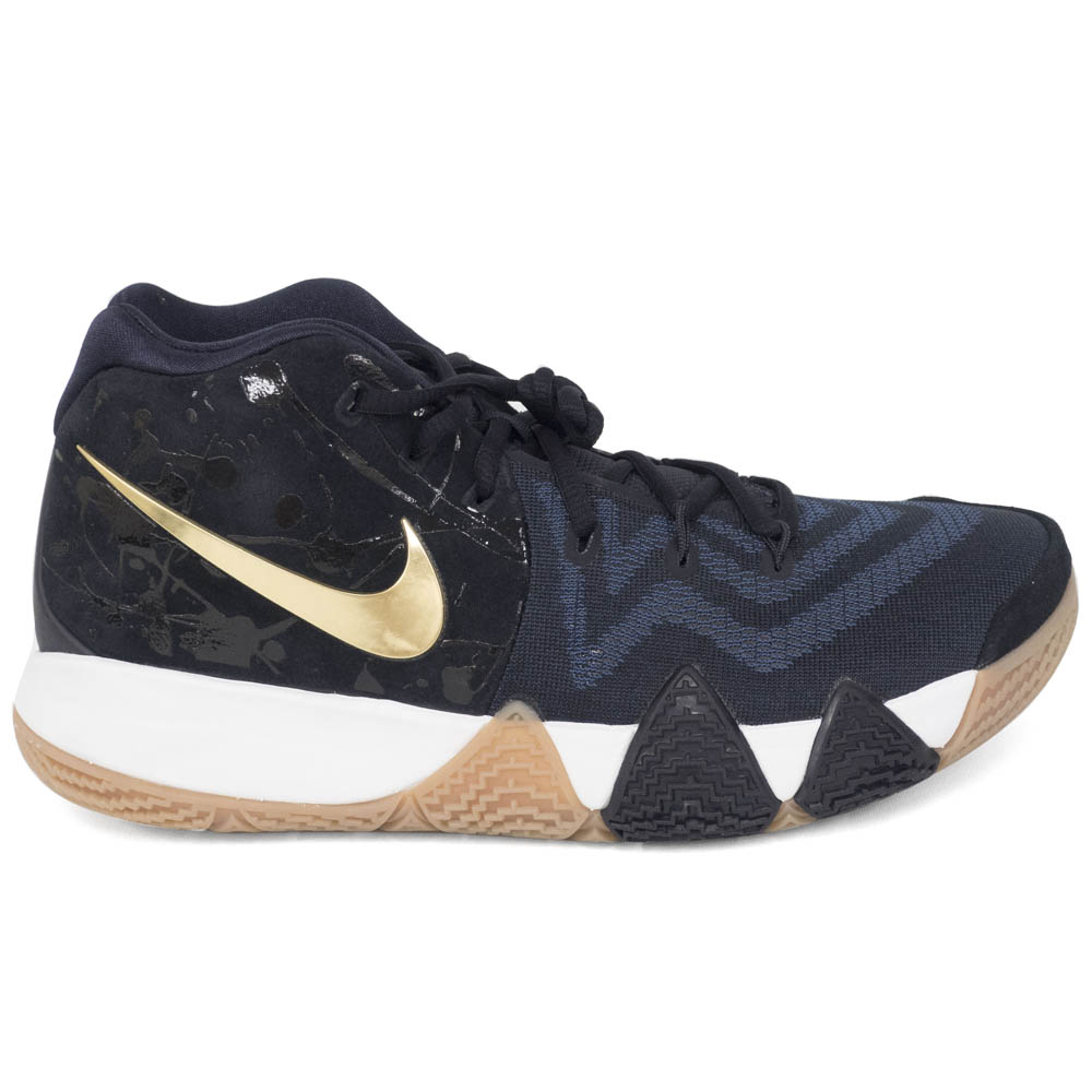 buy online 7dce2 28aa6 Nike chi Lee /NIKE KYRIE chi Lee Irving shoes / basketball shoes chi Lee 4  EP KYRIE 4 EP blue / gold 943,807-403