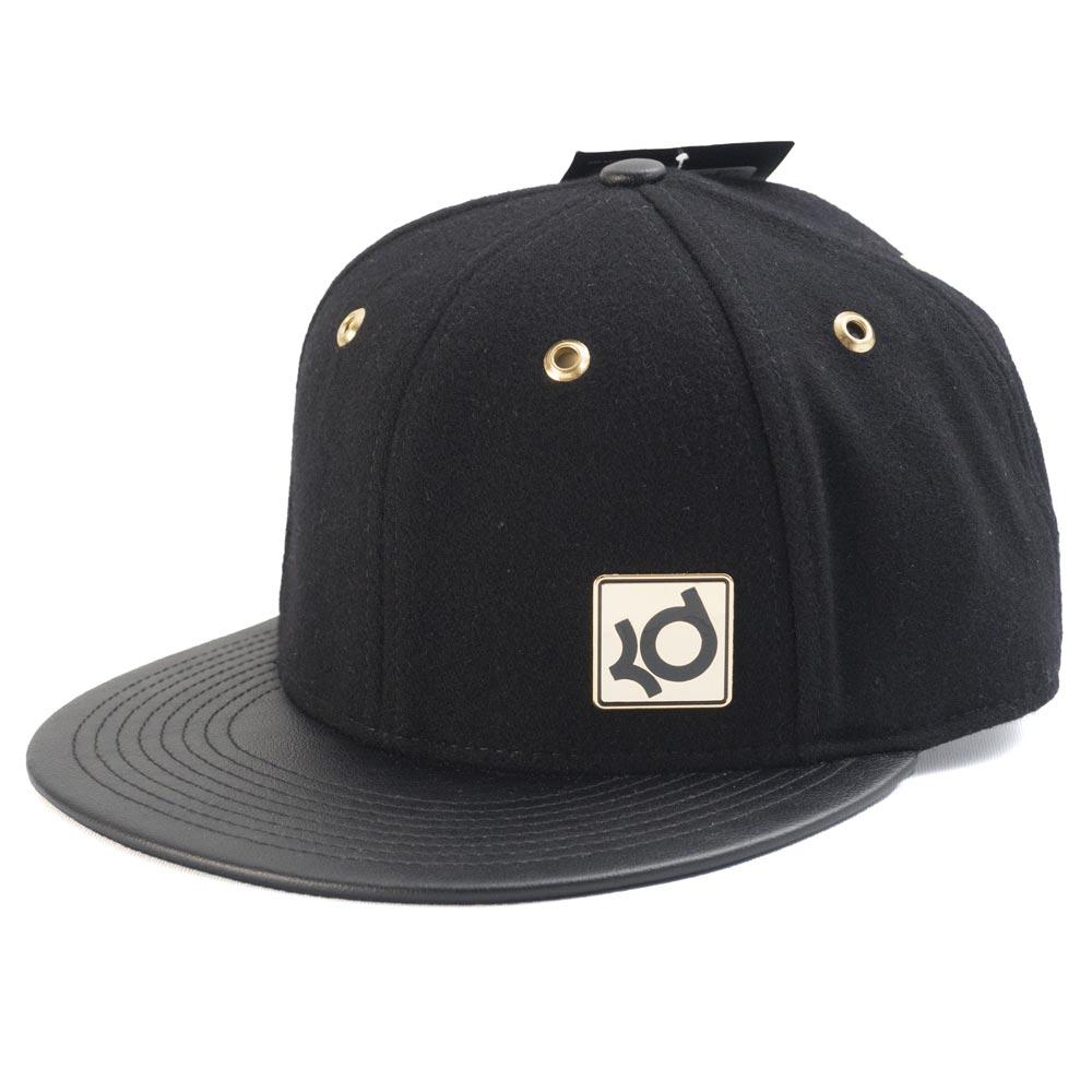 Nike KDNIKE KD Kevin Durant cap  hat flat building black 805,059-010