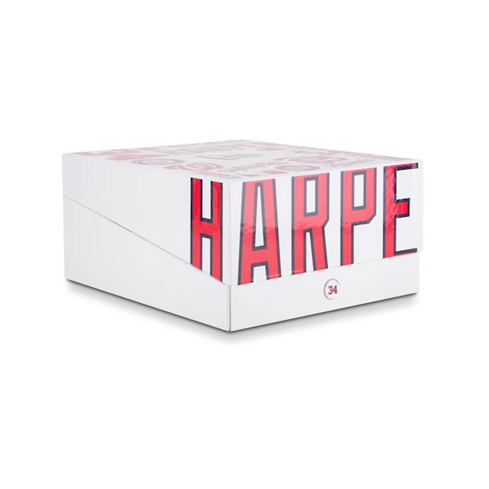 MLB ナショナルズ ブライス・ハーパー プレミアム キャップ/帽子 オーセンティックジャージ使用 ニューエラ/New Era