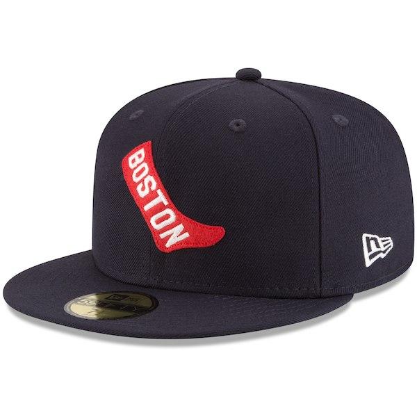 お取り寄せ MLB レッドソックス キャップ/帽子 オールドロゴ レトロ ニューエラ/New Era