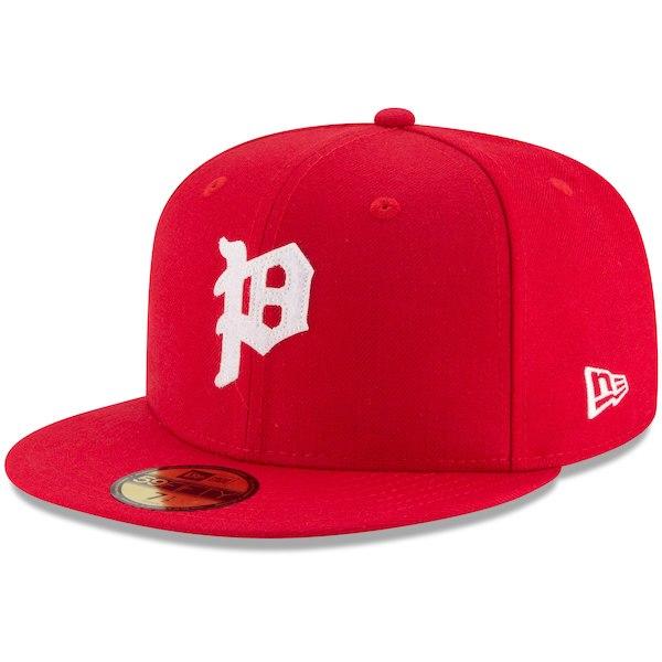お取り寄せ MLB フィリーズ キャップ/帽子 オールドロゴ レトロ ニューエラ/New Era