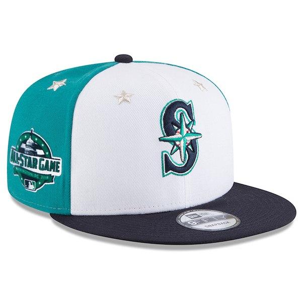 お取り寄せ MLB マリナーズ 9FIFTY キャップ 2018 オールスターゲーム ニューエラ/New Era