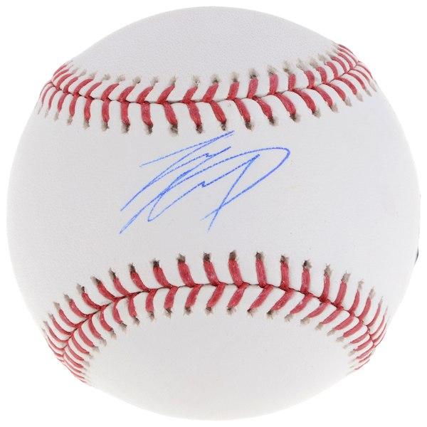 お取り寄せ MLB エンゼルス 大谷翔平 直筆サイン入り ボール