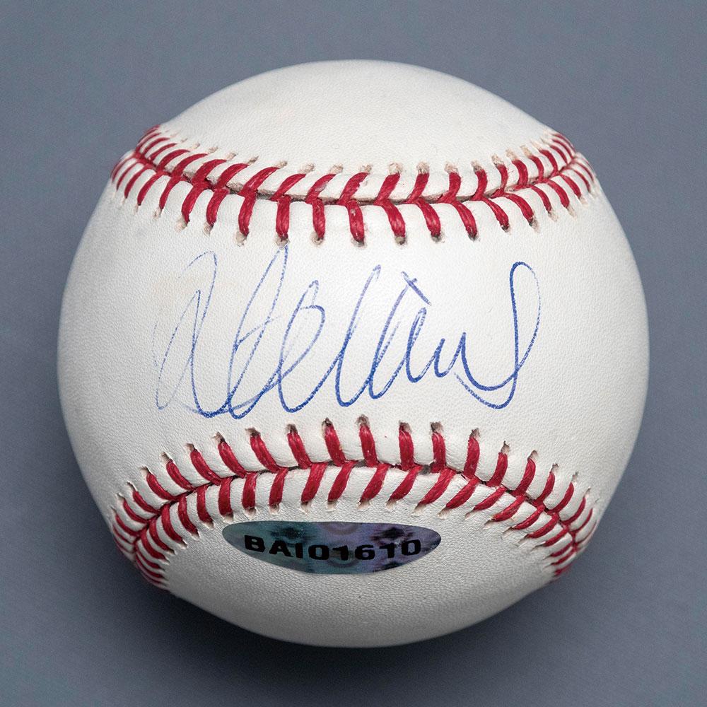 MLB マリナーズ イチロー 直筆サイン入り ボール アッパーデック/Upper Deck レアアイテム