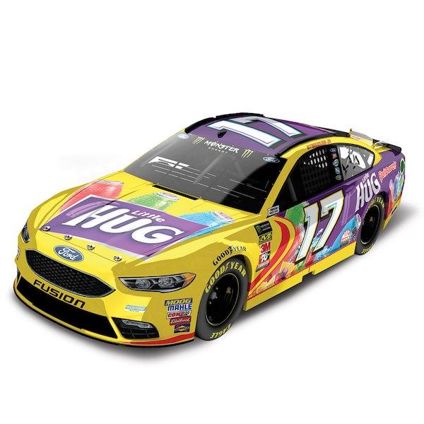お取り寄せ NASCAR Little Hug Fruit Barrels リッキー・ステンハウスJr. ミニカー 1/24 ダイキャスト フォード・フュージョン