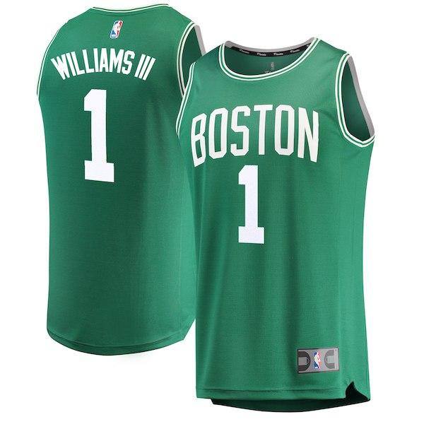 お取り寄せ NBA セルティックス ロバート・ウィリアムズ III レプリカ ユニフォーム 2018 ドラフト ファーストラウンド ピック