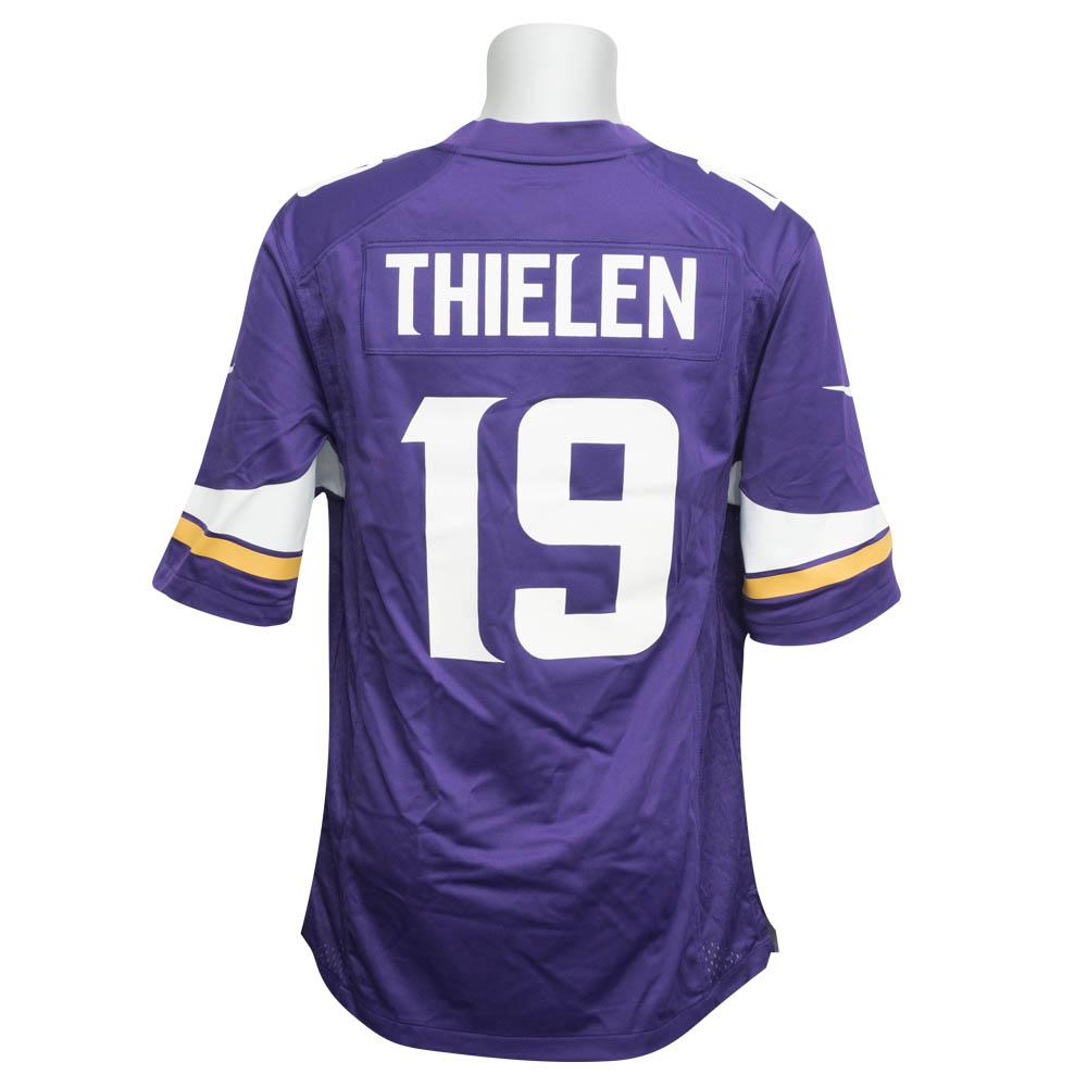 NFL バイキングス アダム・シーレン ゲーム ユニフォーム/ユニホーム ナイキ/Nike パープル 599981-562