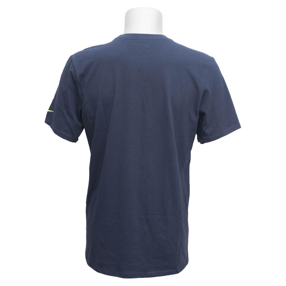 77902d66fc0 MLB NBA NFL Goods Shop: NFL Seahawks T-shirt essential logo Nike /Nike navy  922,545-419 | Rakuten Global Market