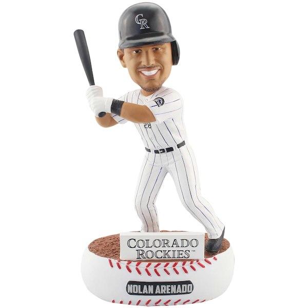 豪奢な お取り寄せ ボブルヘッド MLB コロラド・ロッキーズ MLB ノーラン お取り寄せ・アレナド フィギュア ボブルヘッド, オートパーツエージェンシー:defd08ca --- palmnilsson.se