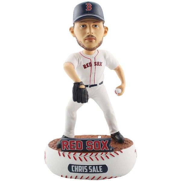 【完売】  お取り寄せ ボブルヘッド MLB ボストン MLB・レッドソックス クリス・セール フィギュア ボブルヘッド, キューティーショップ:6352542e --- palmnilsson.se