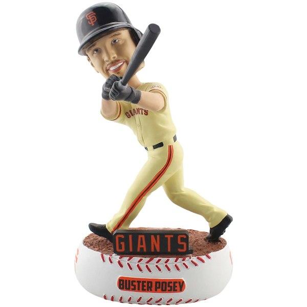 お取り寄せ MLB サンフランシスコ・ジャイアンツ バスター・ポージー フィギュア ボブルヘッド