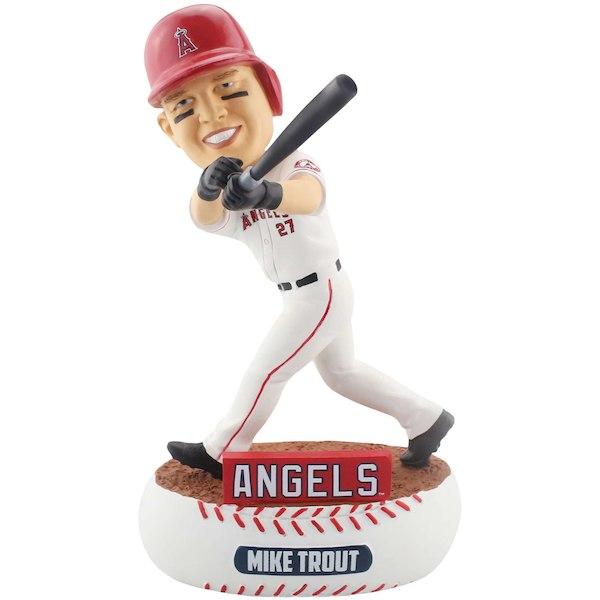 割引価格 お取り寄せ MLB ロサンゼルス・エンゼルス マイク ボブルヘッド・トラウト フィギュア ボブルヘッド, パン酵母免疫健康食品店:434bb4ab --- palmnilsson.se
