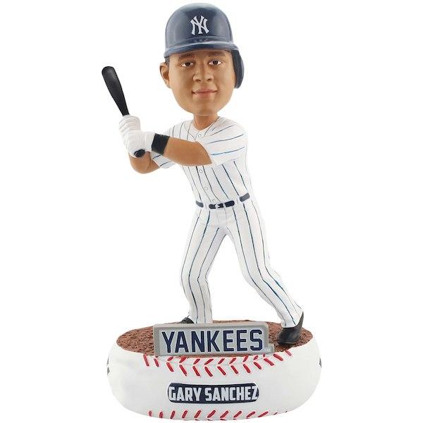 正規品! お取り寄せ MLB MLB フィギュア ニューヨーク・ヤンキース ゲイリー お取り寄せ・サンチェス フィギュア ボブルヘッド, ゴルフプラザセブンツー:e0c29bbc --- palmnilsson.se