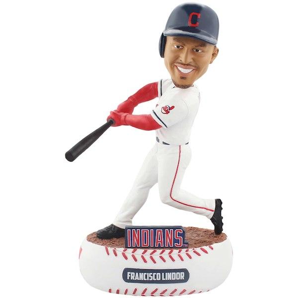 直送商品 お取り寄せ MLB MLB クリーブランド フィギュア・インディアンス フランシスコ・リンドール フィギュア ボブルヘッド, バリバリ家電:82cd8b0b --- palmnilsson.se