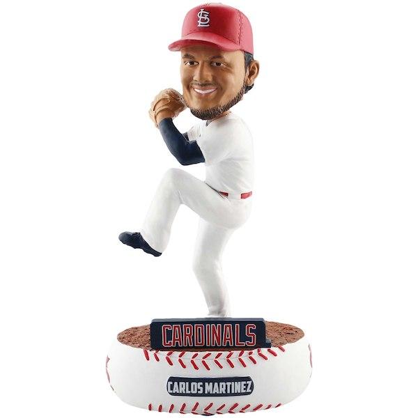 お取り寄せ MLB セントルイス・カージナルス カルロス・マルティネス フィギュア ボブルヘッド