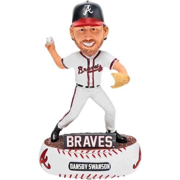 【今日の超目玉】 お取り寄せ フィギュア MLB アトランタ・ブレーブス ダンズビー お取り寄せ・スワンソン フィギュア MLB ボブルヘッド, タドチョウ:29e31761 --- palmnilsson.se