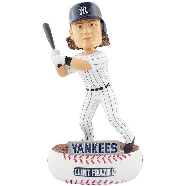 【在庫一掃】 お取り寄せ MLB ニューヨーク フィギュア・ヤンキース クリント MLB・フレイジャー お取り寄せ フィギュア ボブルヘッド, Reliable Osaka-Noe Shop:ab6178b1 --- palmnilsson.se