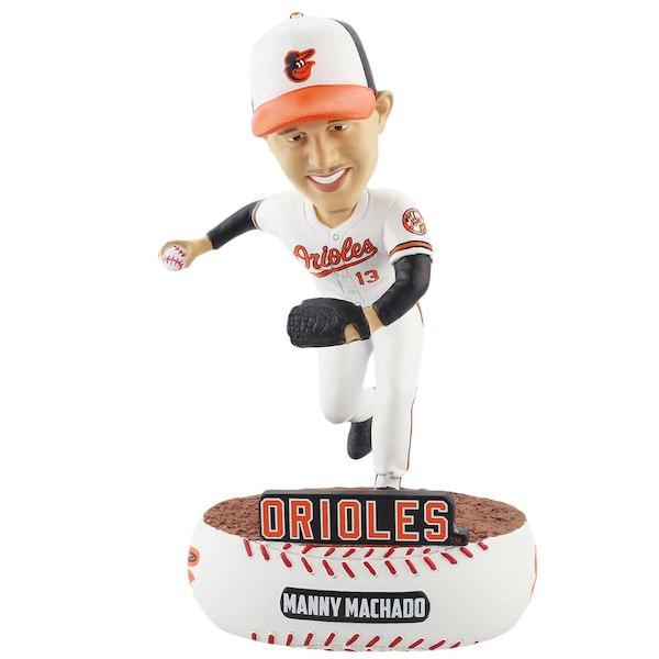 品質のいい お取り寄せ MLB ボルティモア お取り寄せ ボブルヘッド フィギュア・オリオールズ マニー・マチャド フィギュア ボブルヘッド, 【大きいサイズのボトムス屋さん】:04a145d0 --- palmnilsson.se