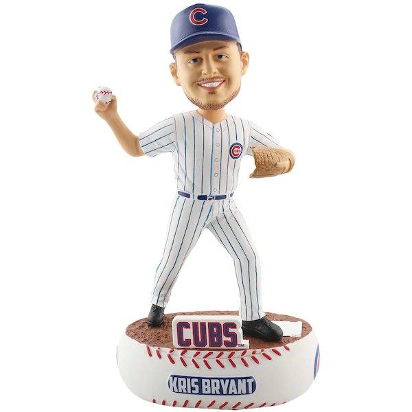 ファッションなデザイン お取り寄せ MLB シカゴ MLB ボブルヘッド・カブス クリス お取り寄せ・ブライアント フィギュア ボブルヘッド, タジリチョウ:5009b597 --- palmnilsson.se