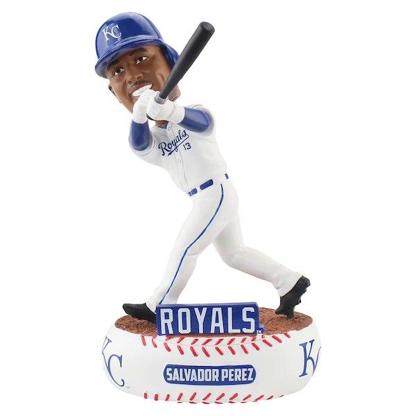 注目ブランド お取り寄せ MLB お取り寄せ カンザスシティ・ロイヤルズ サルバドール・ペレス ボブルヘッド フィギュア MLB ボブルヘッド, インクのチップス:4fd2b145 --- palmnilsson.se